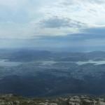 Autour d'Hobart