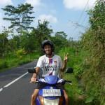 Bali en scooter II12