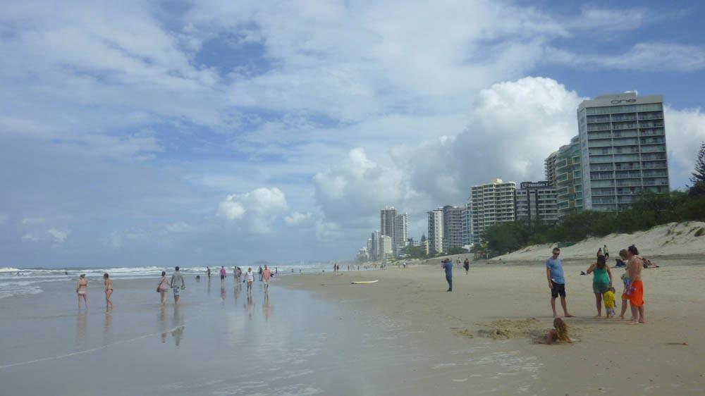 Brisbane et Surfers Paradise