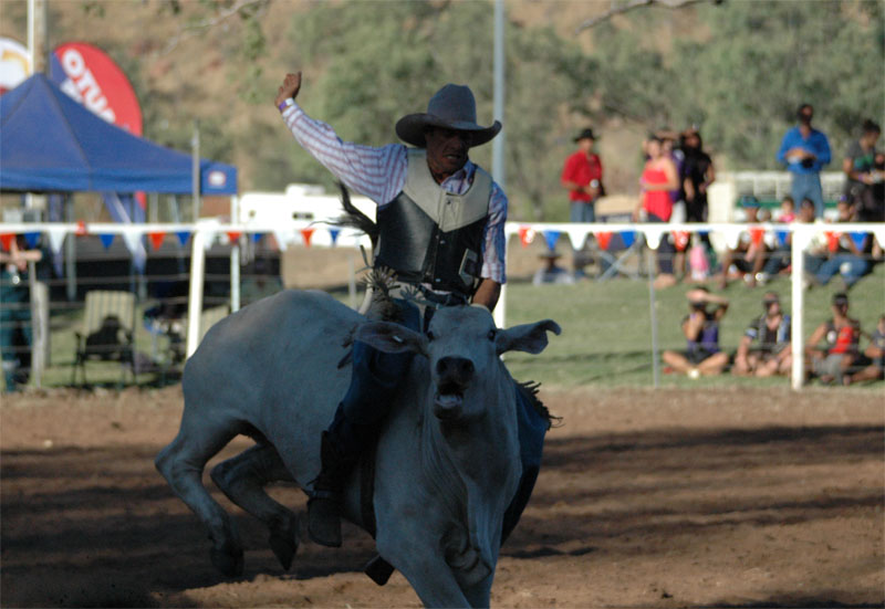 Kununurra - Rodeo06