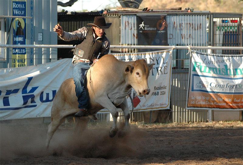 Kununurra - Rodeo08