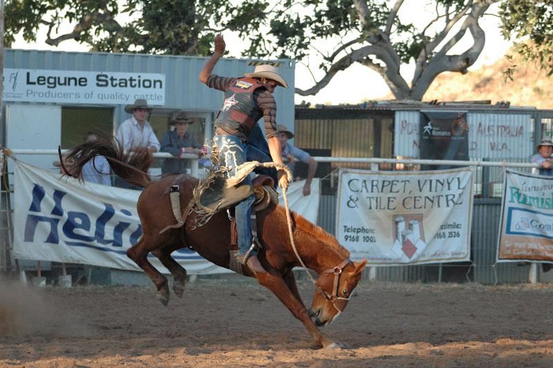 Kununurra - Rodeo11