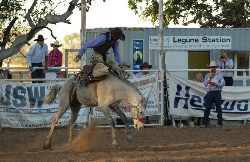 Kununurra - Rodeo16