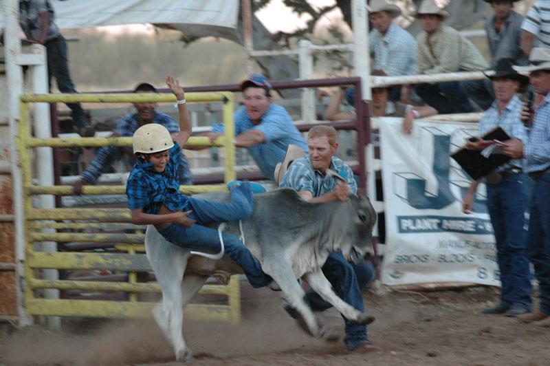 Kununurra - Rodeo17