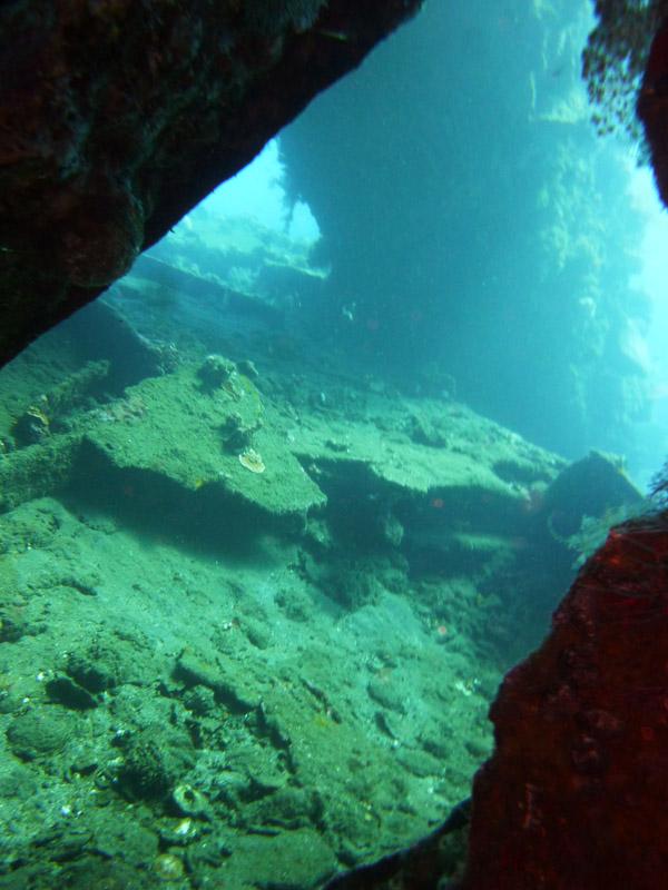 Plongee au Liberty Wreck21