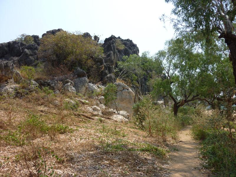 Sur la route Kx-Bm05