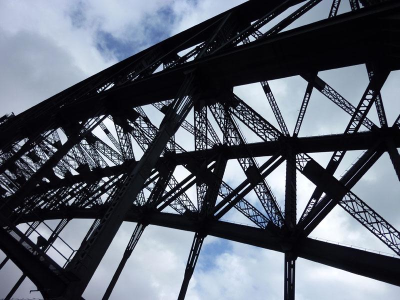 Sydney - Harbour Bridge01