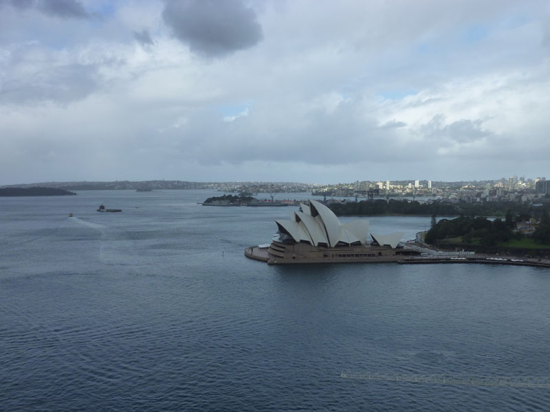 Sydney - Harbour Bridge03