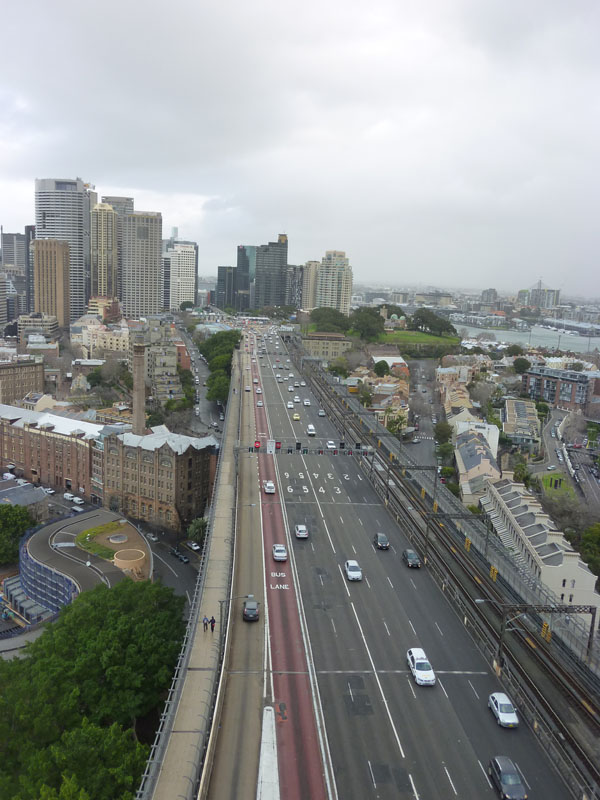 Sydney - Harbour Bridge04
