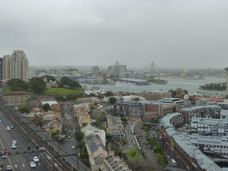 Sydney - Harbour Bridge05