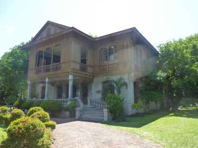 The balay Negrense