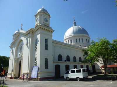 The Cathedral of San Diego de Alcala