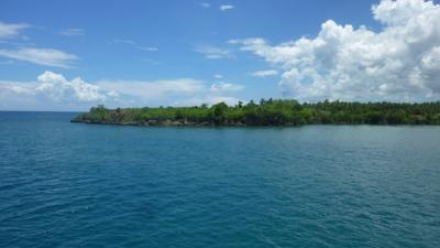 Arrivée sur l'île Cebu