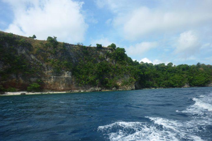 Sur l'île Negros