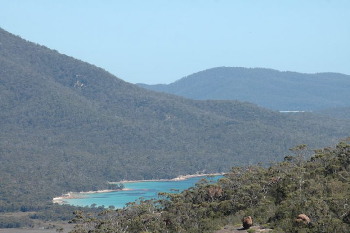 Freycinet National Park, Tasmanie !