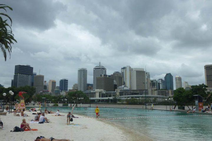 Brisbane pour 2 semaines !