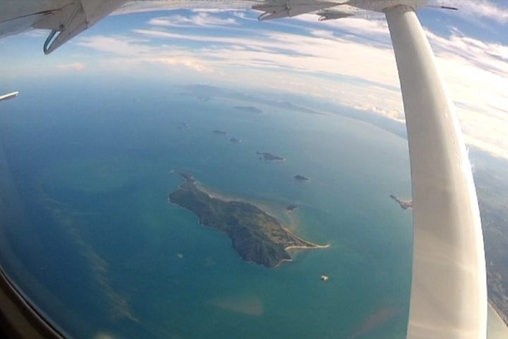 14 000 pieds sur les mers !