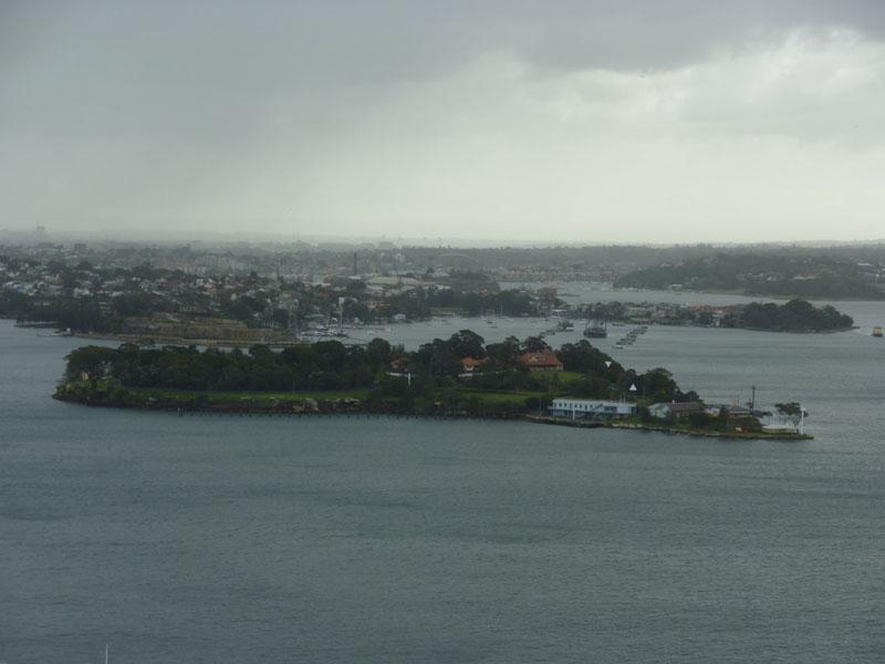 Sydney - Harbour Bridge06