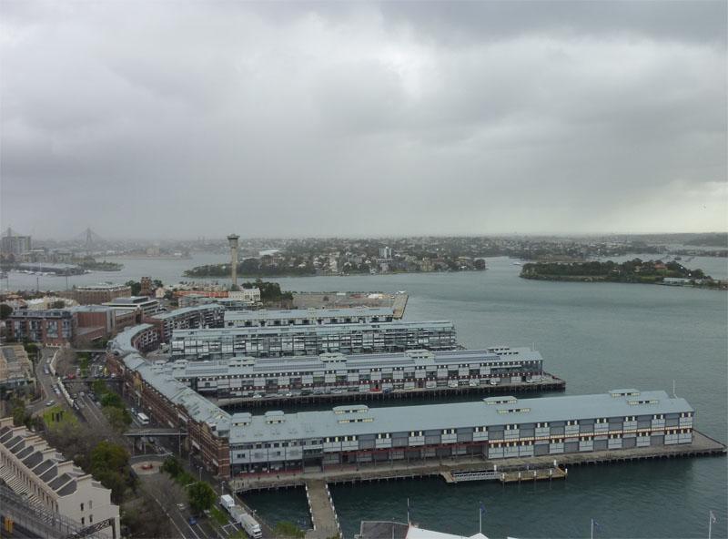 Sydney - Harbour Bridge07