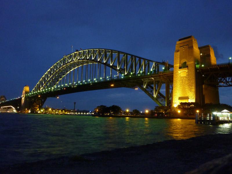 Retour à Sydney