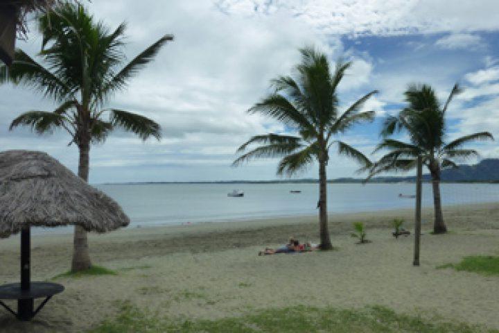 Welcome to Fiji! Bienvenue aux Fidji !