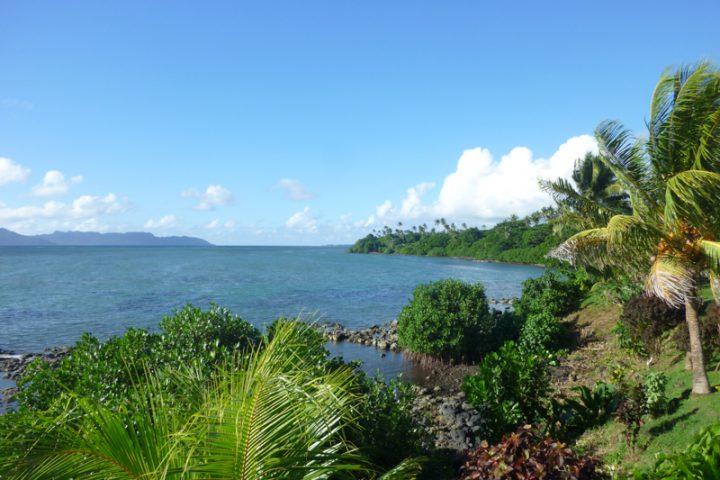 Taveuni Island, aux Fidji