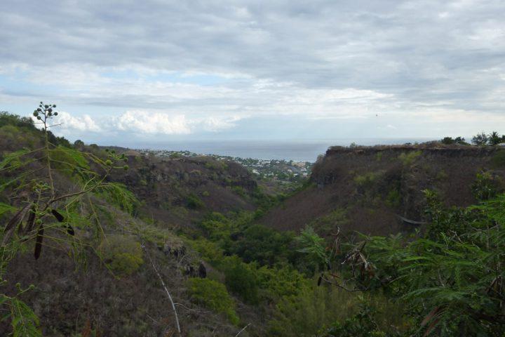 Escale à La Réunion