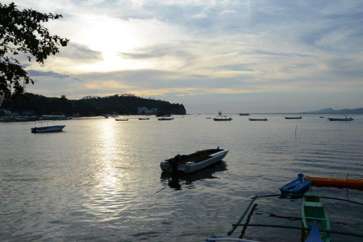 Sabang, île Mindoro, Philippines