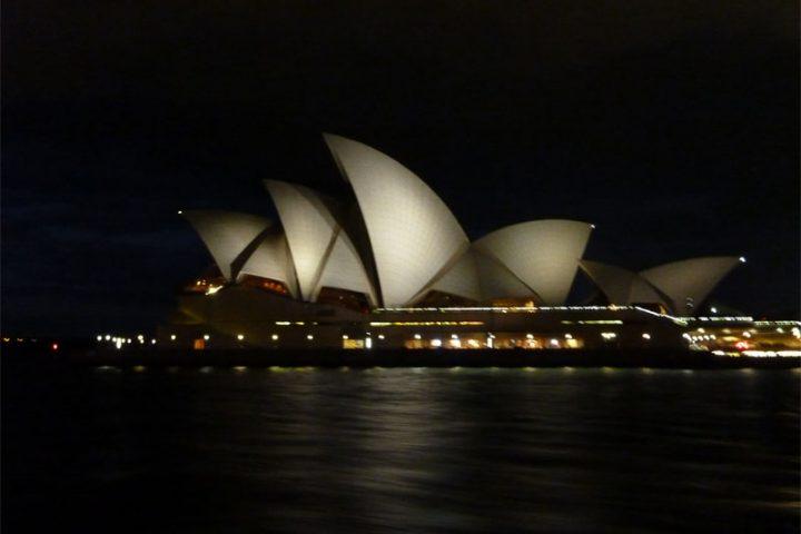 Journée de marche à Sydney